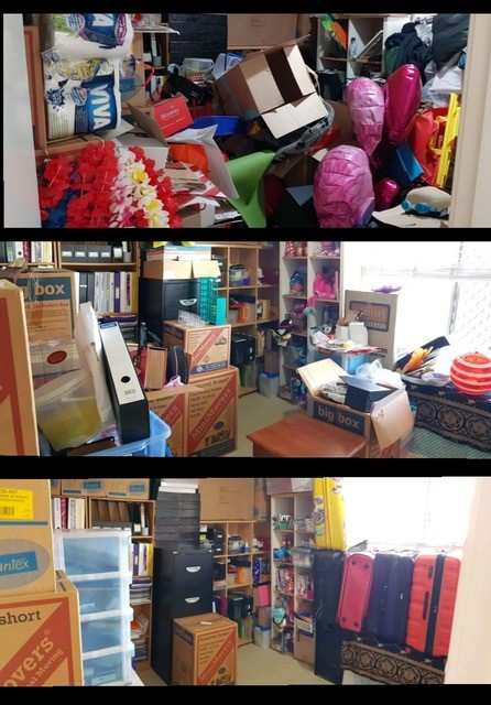 tidy house tidy mind declutter your home sunshine coast